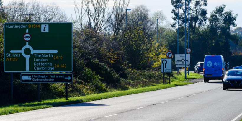 Combined Authority sets up 'A141 Community hub' for road users Image