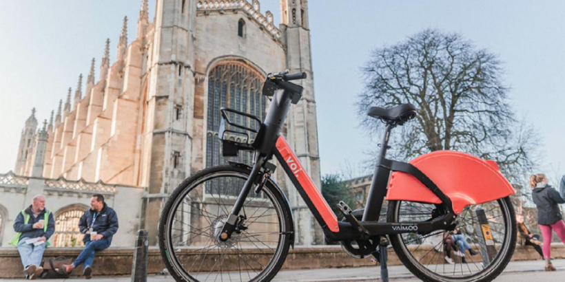 Voi e-bikes launch in Cambridgeshire and Peterborough to support key workers Image